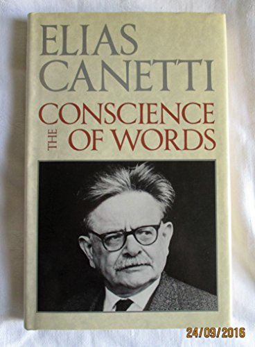 9780233979007: The Conscience Of Words