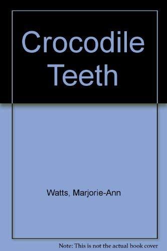 9780233979038: Crocodile Teeth