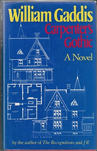 9780233979328: Carpenter's Gothic