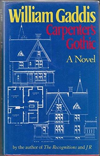 9780233979328: Carpenter's Gothic