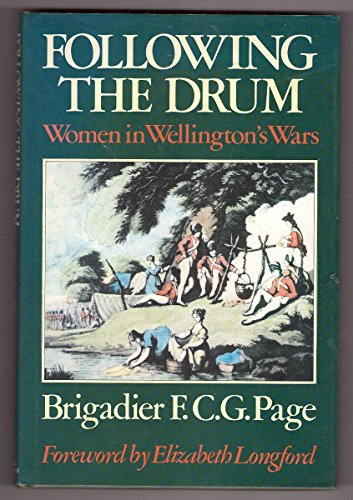 9780233979601: Following the Drum: Women in Wellington's Wars