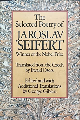 9780233979717: The Selected Poetry of Jaroslav Seifert