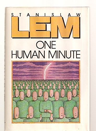 9780233979809: One Human Minute