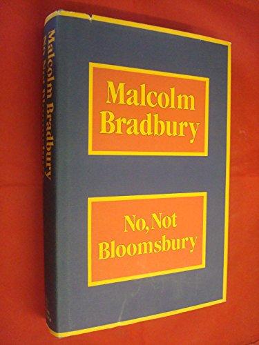 9780233980133: No, Not Bloomsbury