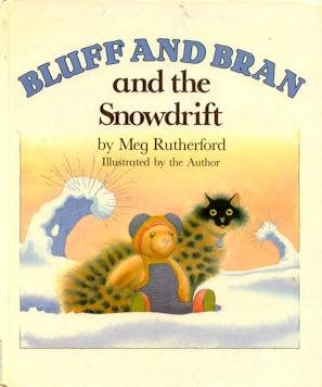 9780233980768: Bluff and Bran and the Snowdrift