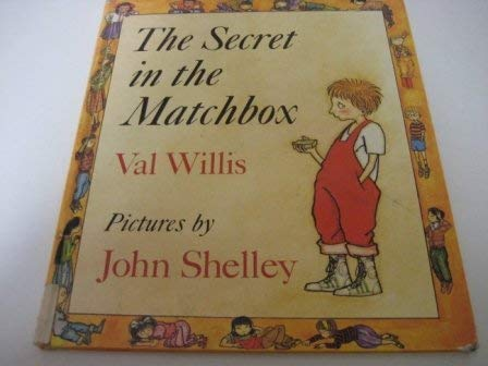 9780233980881: The Secret in the Matchbox (The Bobby Bell stories)