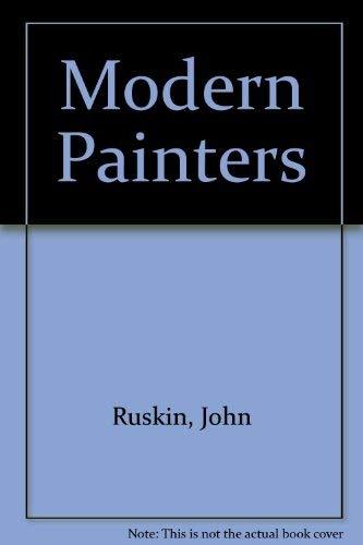 Modern Painters: Ruskin, John