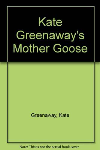 Kate Greenaway's Mother Goose (9780233981857) by Greenaway, Kate