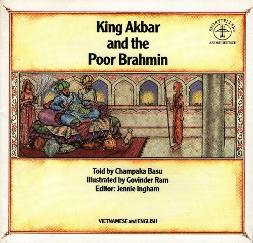9780233982465: King Akbar and the Poor Brahmin (English and Vietnamese Edition)