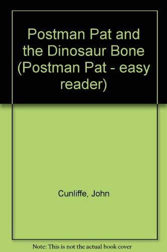 9780233982823: Postman Pat and the Dinosaur Bone (Postman Pat - easy reader)