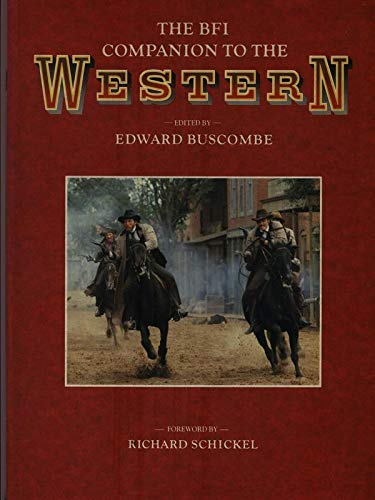 9780233983325: The BFI Companion to the Western