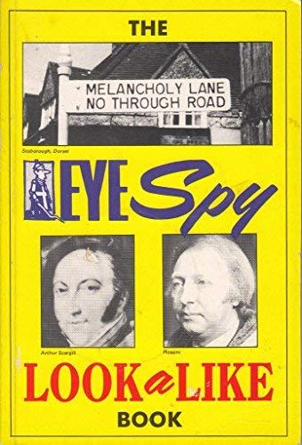 Eye Spy Lookalike Book