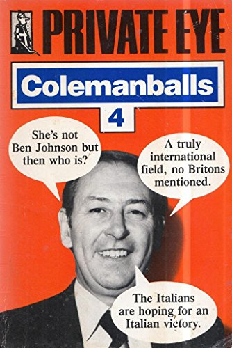 Private Eye Colemanballs: No. 4: Andre Deutsch Ltd