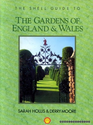 9780233983912: The Shell Guide to the Gardens of England and Wales