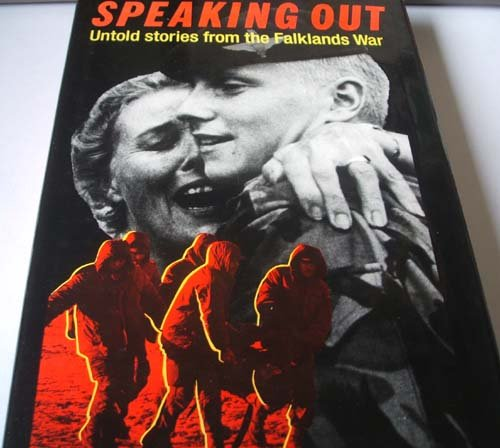 9780233984049: Speaking Out: Untold Stories from the Falklands War
