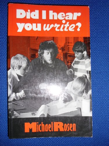 9780233984360: Did I Hear You Write?