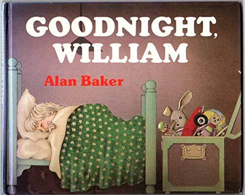 9780233984384: Goodnight, William