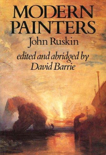Modern Painters: John Ruskin
