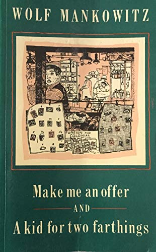Make Me an Offer and a Kid: Mankowitz, Wolf