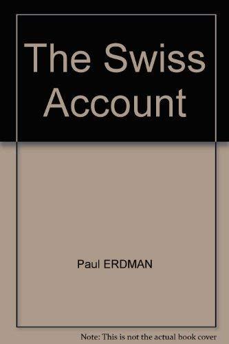 9780233986043: Swiss Account