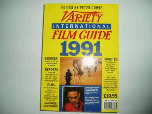 9780233986135: Variety International Film Guide, 1991