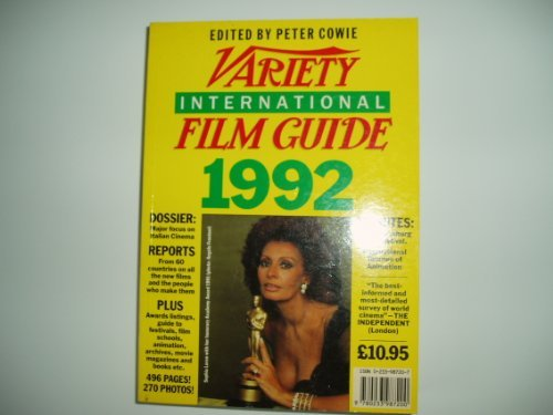 9780233987200: International Film Guide 1992
