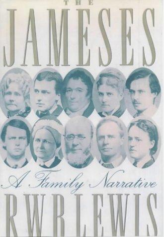 9780233987484: The Jameses: A Family Narrative