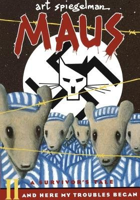 9780233987767: Maus II: And Here My Troubles Began