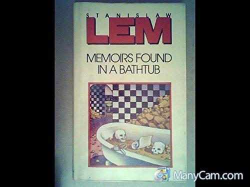 Memoirs Found in a Bathtub: Lem, Stanislaw