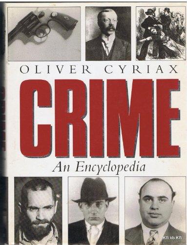 9780233988214: Crime: An Encyclopedia