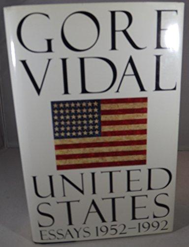 9780233988320: United States: Essays, 1951-92
