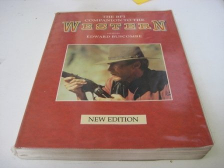 9780233988573: The BFI Companion to the Western
