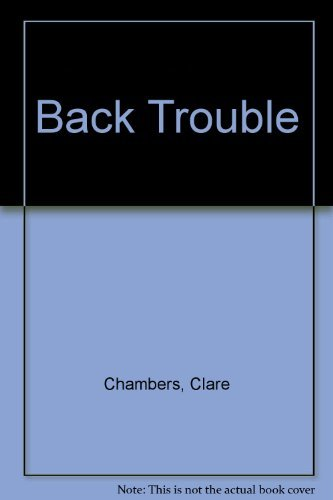 9780233988580: Back Trouble