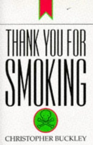 9780233989440: Thank You for Smoking