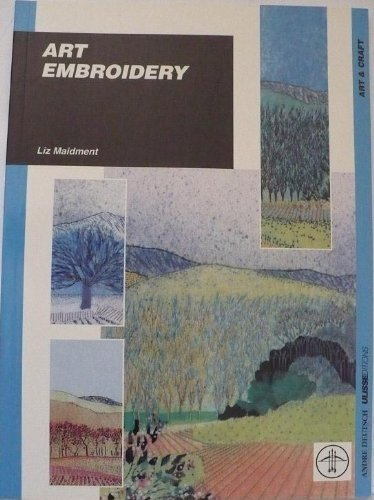 9780233989495: Art Embroidery