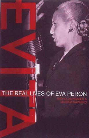 9780233990002: Evita: Real Lives of Eva Peron