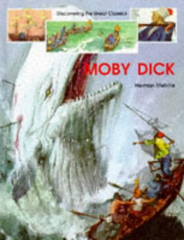 Moby Dick (Illustrated Classics): Herman Melville,Libico Maraja