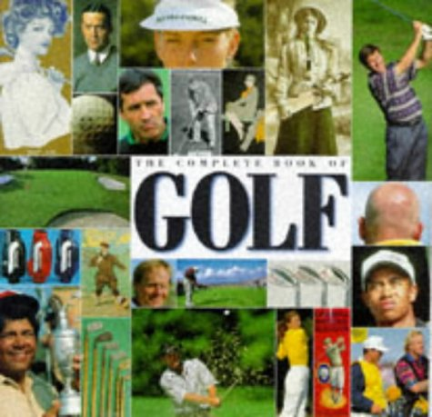 9780233990903: Complete Book of Golf