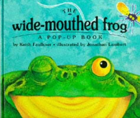 9780233991009: The Wide-mouthed Frog: A Pop-up Book