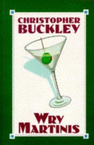 9780233991054: Wry Martinis