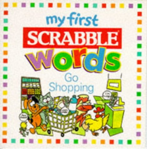9780233991290: Go Shopping (My First Scrabble Words S.)