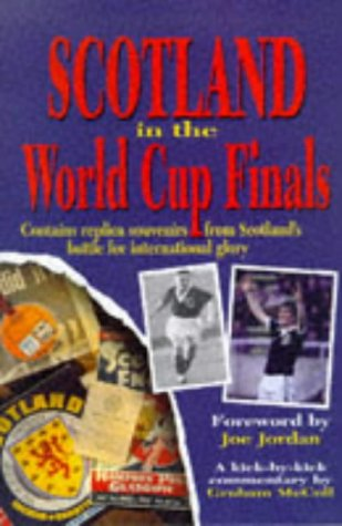 9780233993300: Scotland in the World Cup Finals