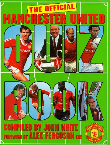9780233994178: Manchester United Quiz Book