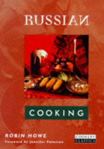 9780233994727: Russian Cooking (Cookery Classics)
