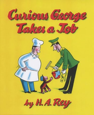 9780233995595: Curious George Takes a Job