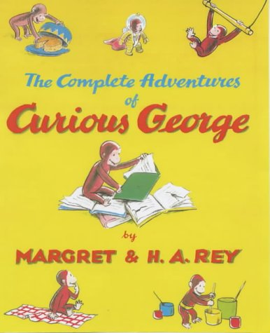 9780233995601: The Complete Adventures of Curious George