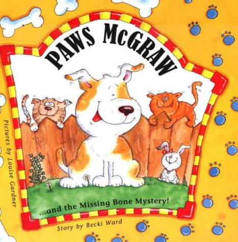 9780233996080: Paws McGraw and the Missing Bone Mystery