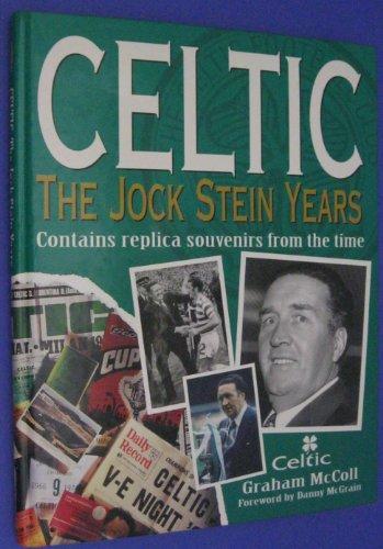 9780233996158: Celtic: Jock Stein Years