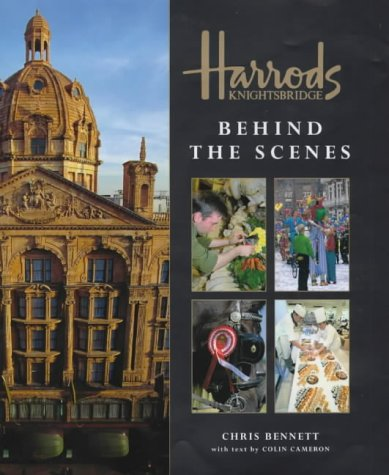 9780233996172: Behind the Scenes at Harrods