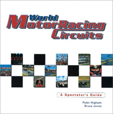 9780233996196: World Motor Racing Circuits
